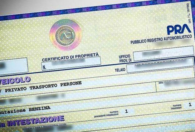 vendere auto usate all'estero: i documenti