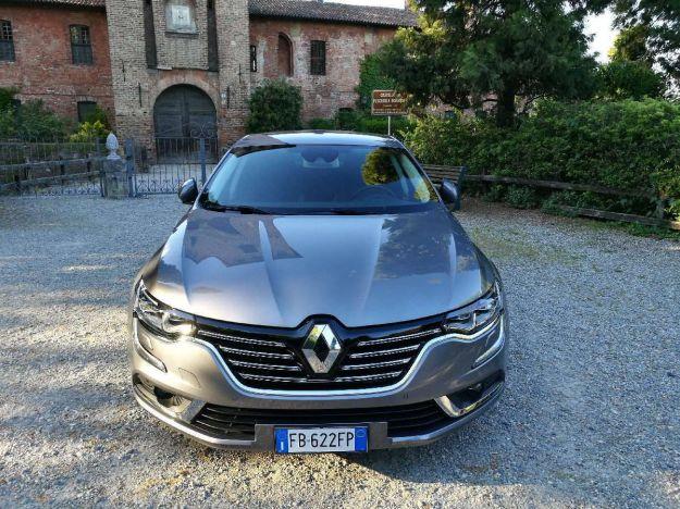 Renault Talisman 2016: prezzo, scheda tecnica e prova su strada [FOTO e VIDEO]