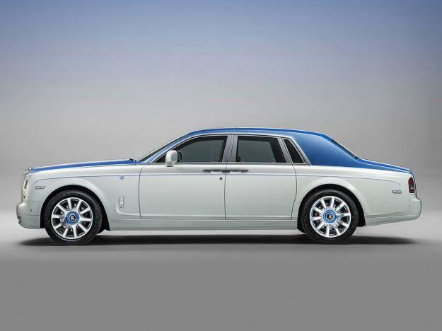 Rolls Royce Phantom Nautica: il meglio degli yatch, su 4 ruote [FOTO]