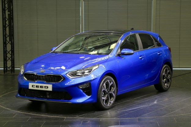 2018 kia ceed hatch unveiled 8