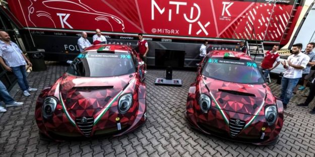 Alfa Romeo Mito rally: versione da RallyCross del team Tedak Racing [FOTO]