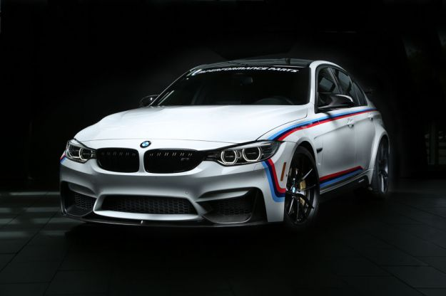 BMW M Performance SEMA 2016 01