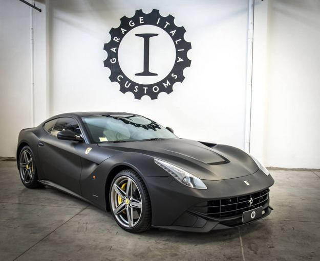 Ferrari F12 Berlinetta Garage Italia Customs 1