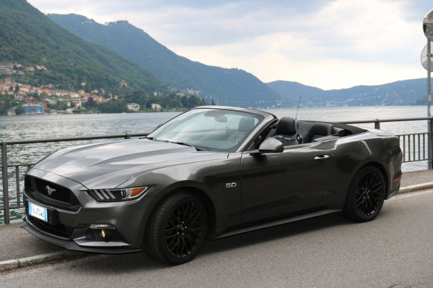 Ford Mustang Cabrio Video emozionale