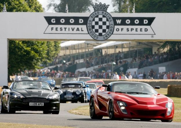 Goodwood Festival of Speed 2017: tutte le auto esposte [FOTO]