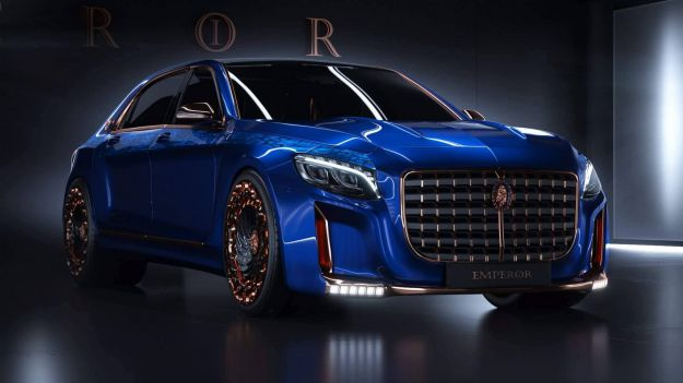 Mercedes Maybach Classe S by Scaldarsi Motors: costo esorbitante [FOTO]