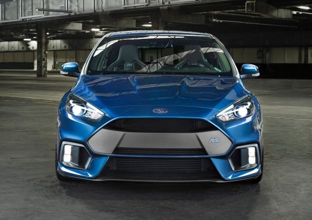 Nuova Ford Focus RS 2015 (3)