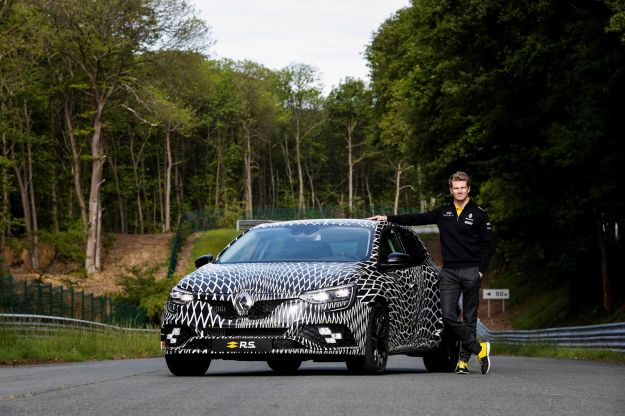 Nuove Renault 2018 Megane RS