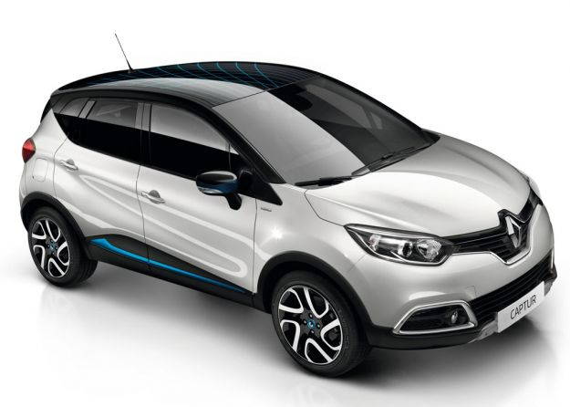 Renault Captur Wave 1