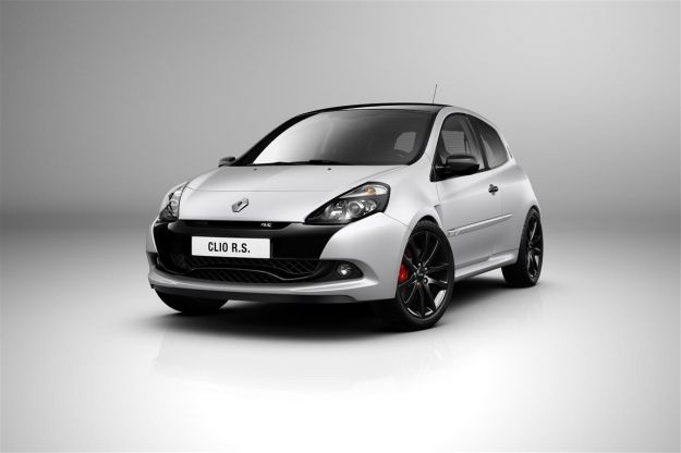 Renault Clio RS Ange Demon frontale