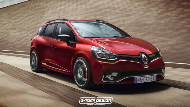 Renault Clio Sporter RS