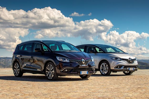 Renault Scénic 2019: arriva il nuovo motore diesel 1.7