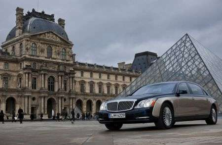 Maybach - Louvre