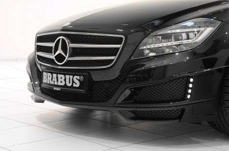 Mercedes CLS by Brabus - griglia