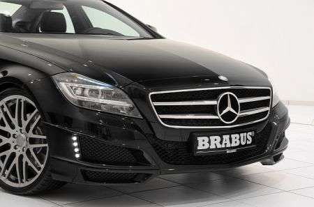 Mercedes CLS by Brabus - muso
