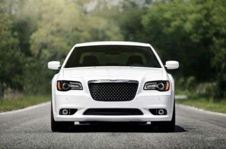 Chrysler 300 SRT8 muso