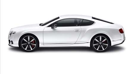 Bentley Continental GT Mulliner Styling Pack fiancata