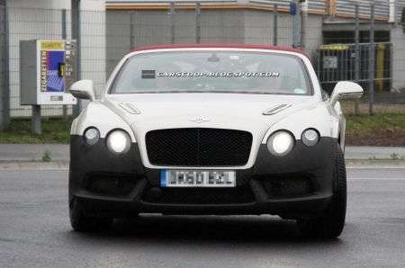 Bentley Continental GTC restyling muso