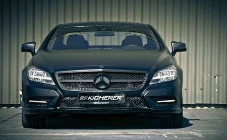 Mercedes CLS Edition Black - muso