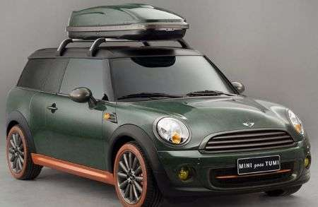 Mini Goes Tumi - frontale