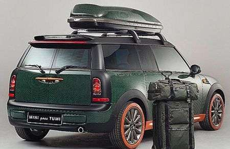 Mini Goes Tumi - retro
