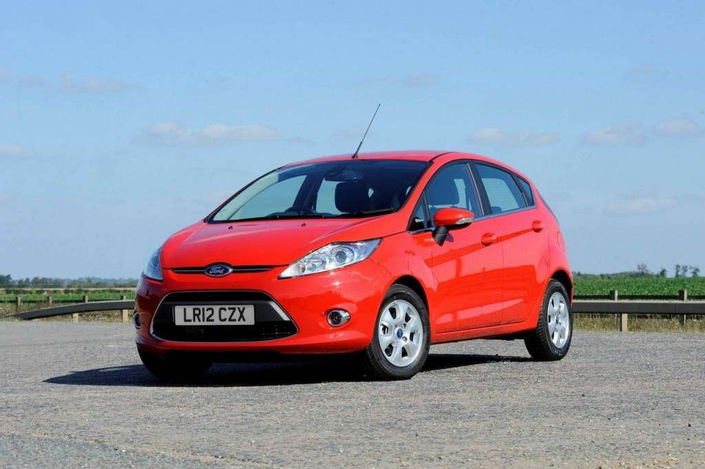 Ford Fiesta Econetic muso
