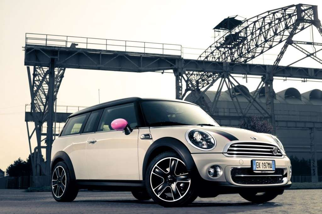 Mini Ray LINE Clubman