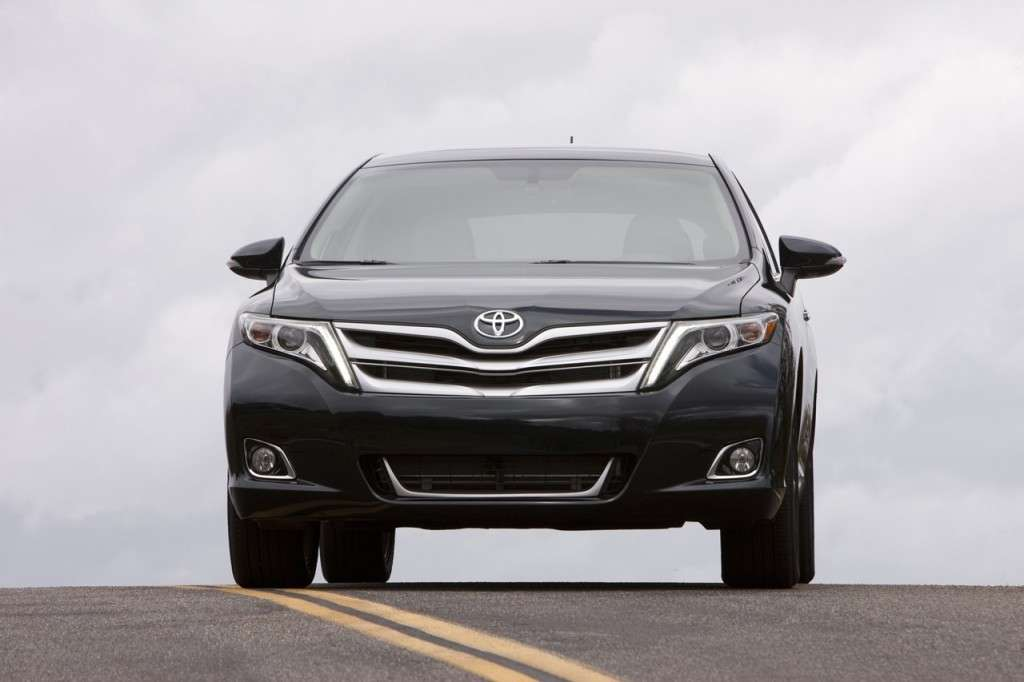 Toyota Venza 2013 frontale (2)