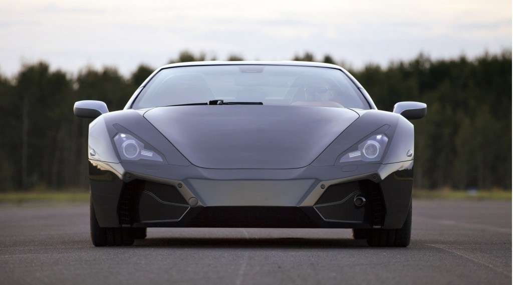 Arrinera Supercar - frontale (2)