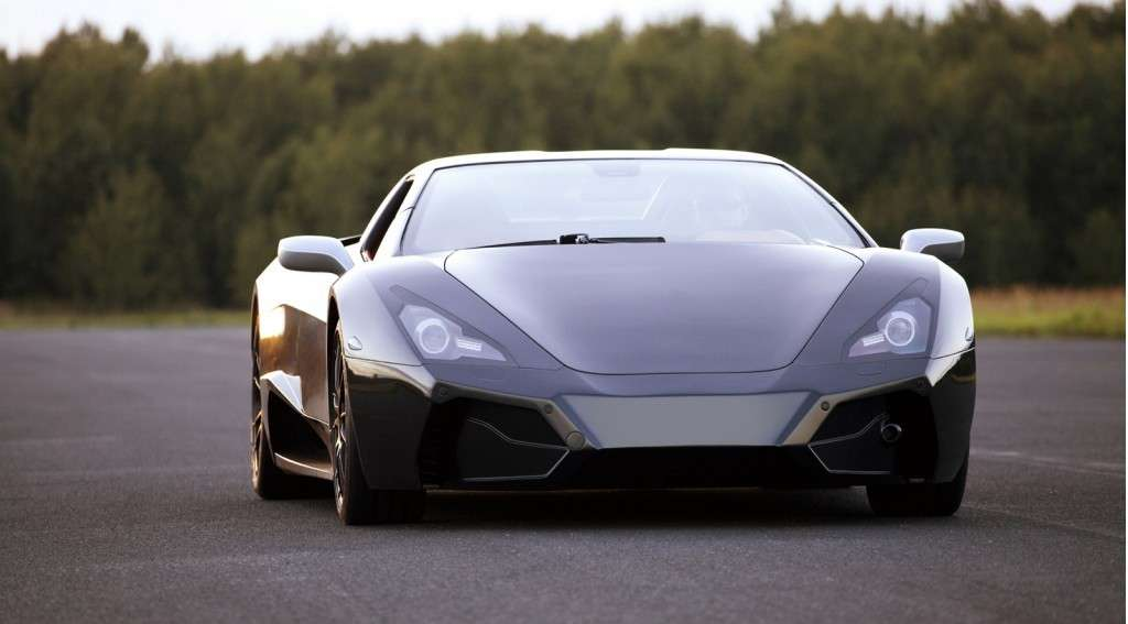 Arrinera Supercar - frontale