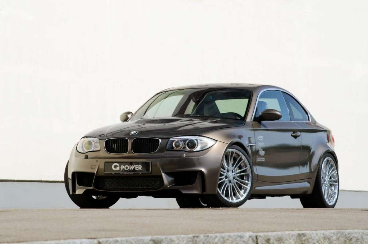 BMW Serie 1 Coupè tuning by G-Power
