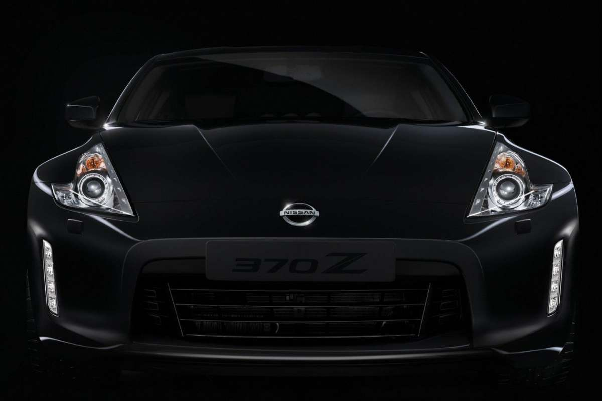 Nissan 370Z 2013 restyling anteriore