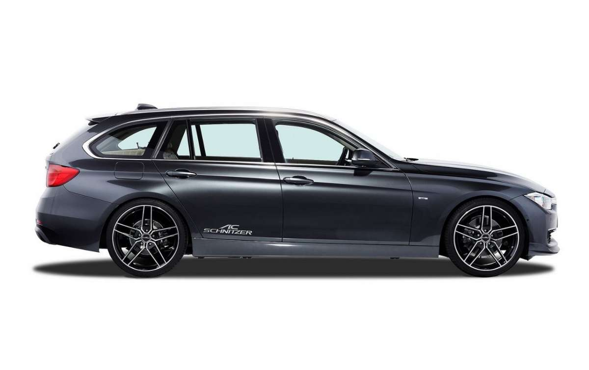 Bmw Serie 3 Touring by AC Schnitzer laterale