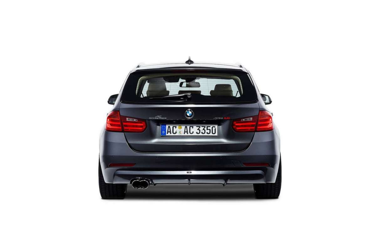 Bmw Serie 3 Touring by AC Schnitzer posteriore