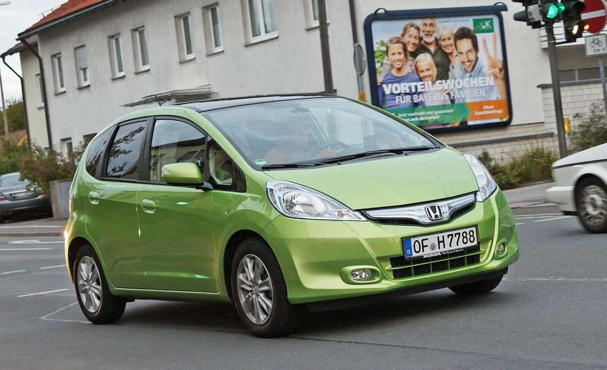 Honda Jazz incentivi 2013