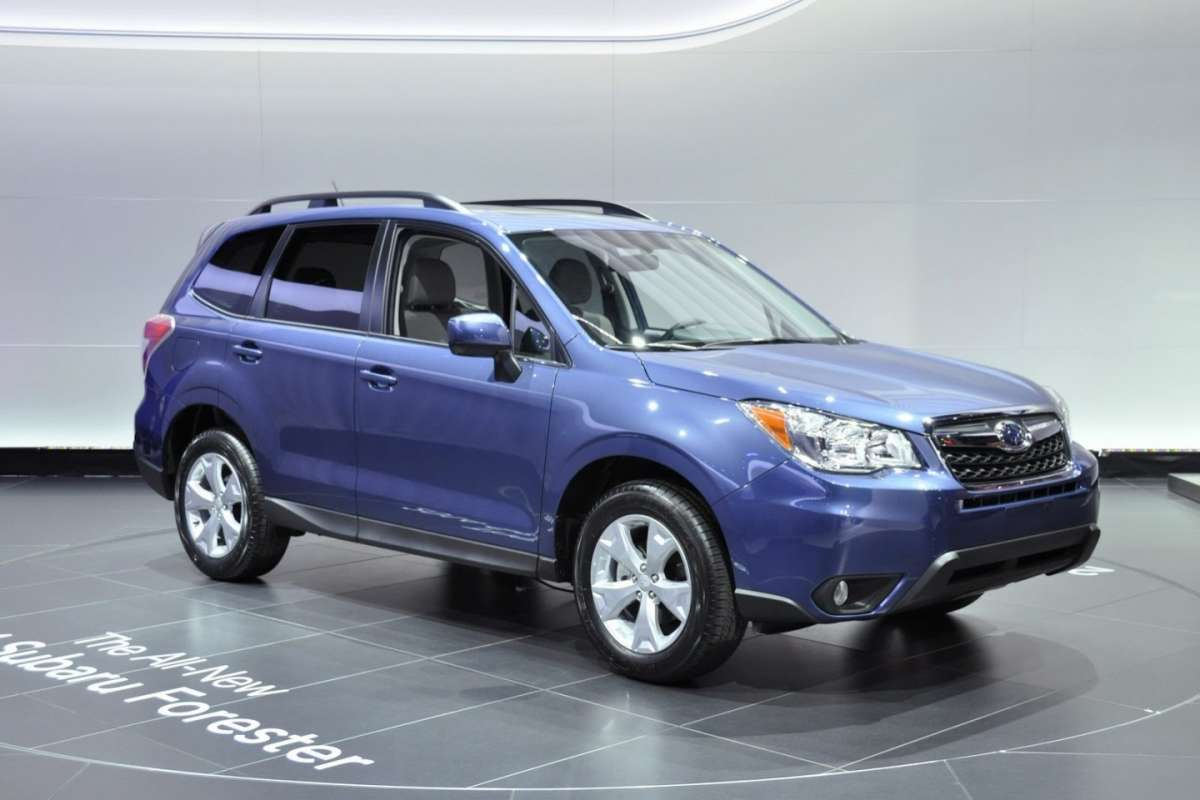 Subaru Forester 2013 al salone di Los Angeles 2012 (15)