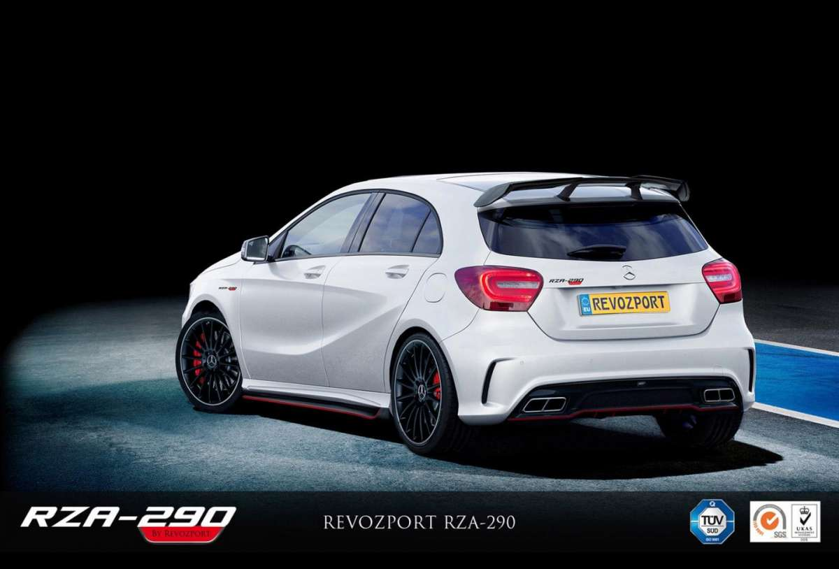 Mercedes A250 tuning