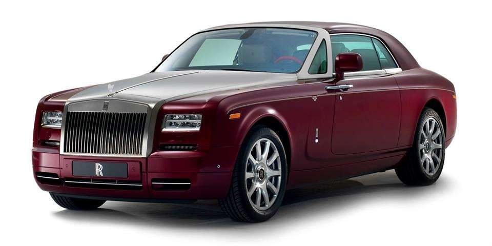 Rolls-Royce Phantom Coupé Ruby