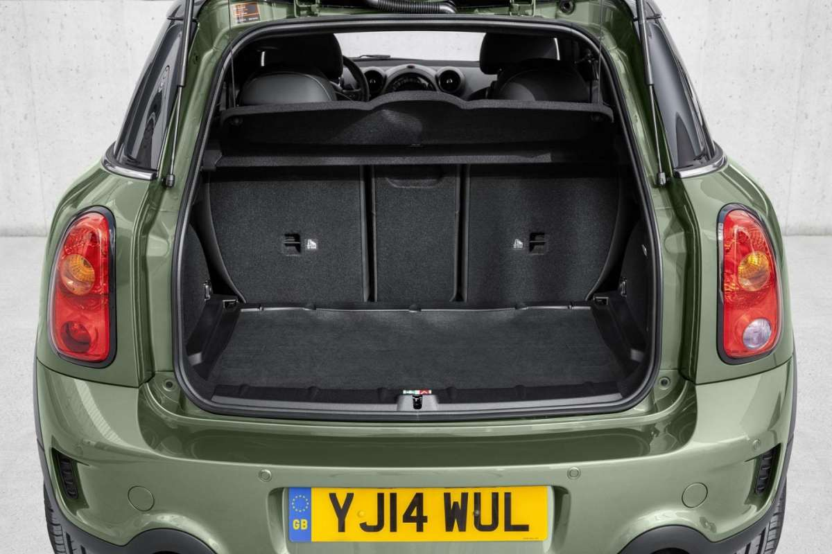 Baule Mini Countryman 2014