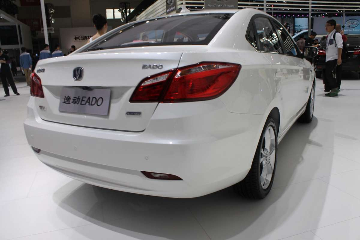 Changan Eado al Salone di Pechino 2014