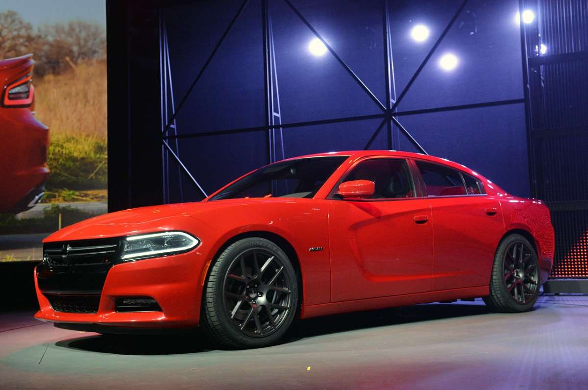 Nuova Dodge Charger muso