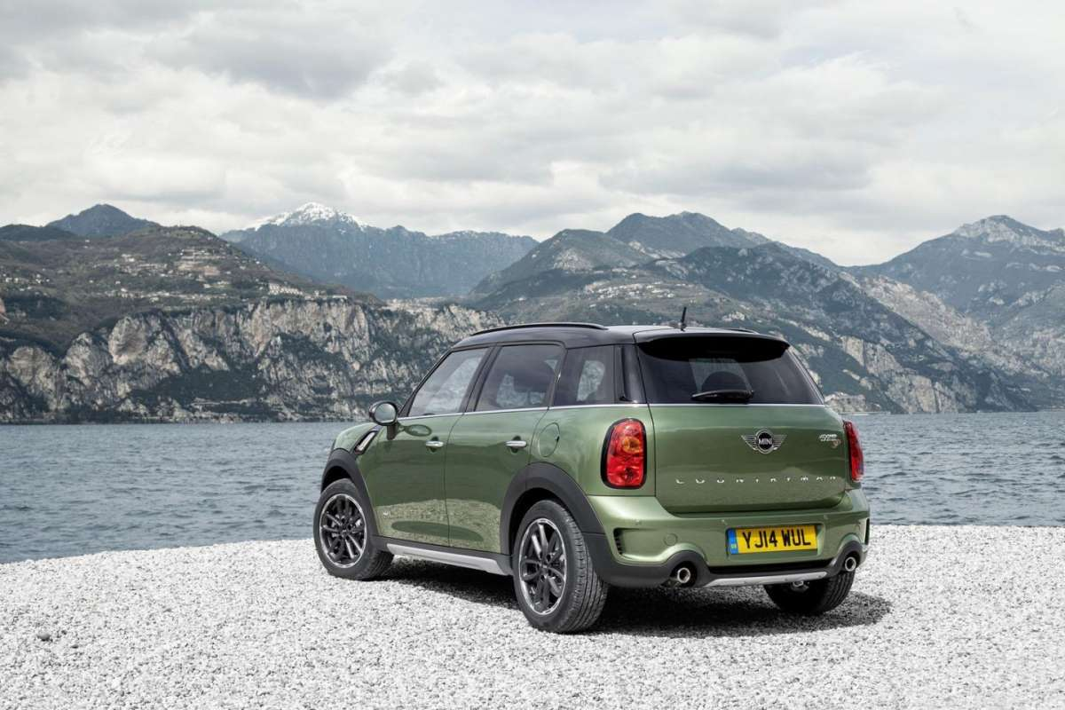 Versione Cooper SD Mini Countryman 2014
