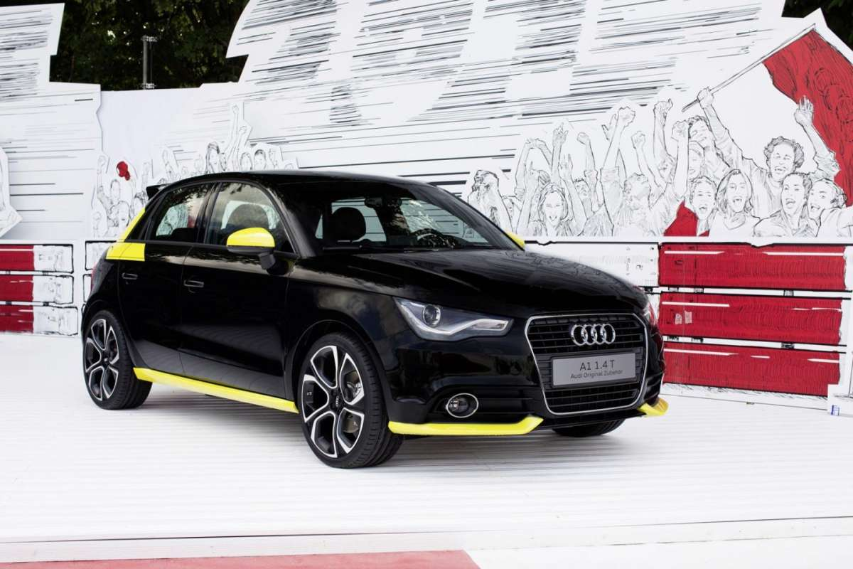 Audi A1 Sportback Worthersee 2014