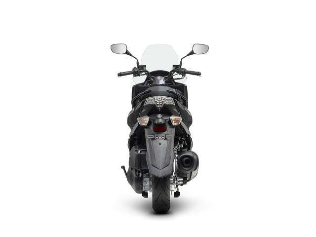 Posteriore dello scooter Yamaha Majesty S 125 my 2014