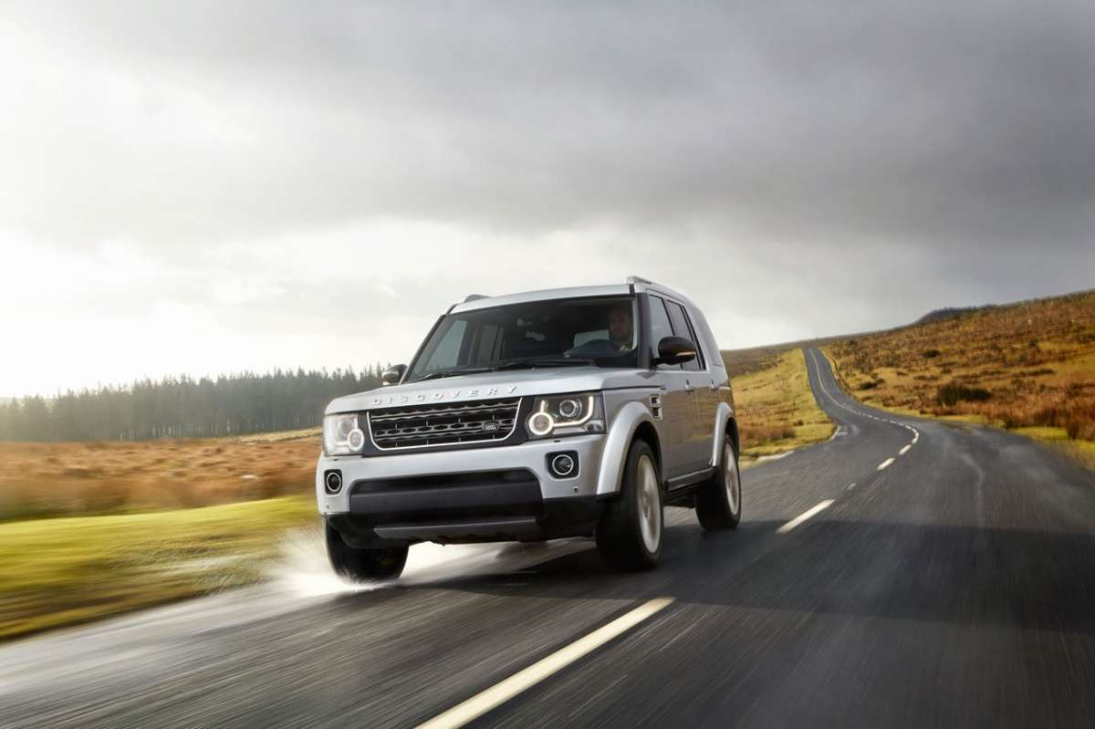 Land Rover Discovery 4 2014 XXV Edition