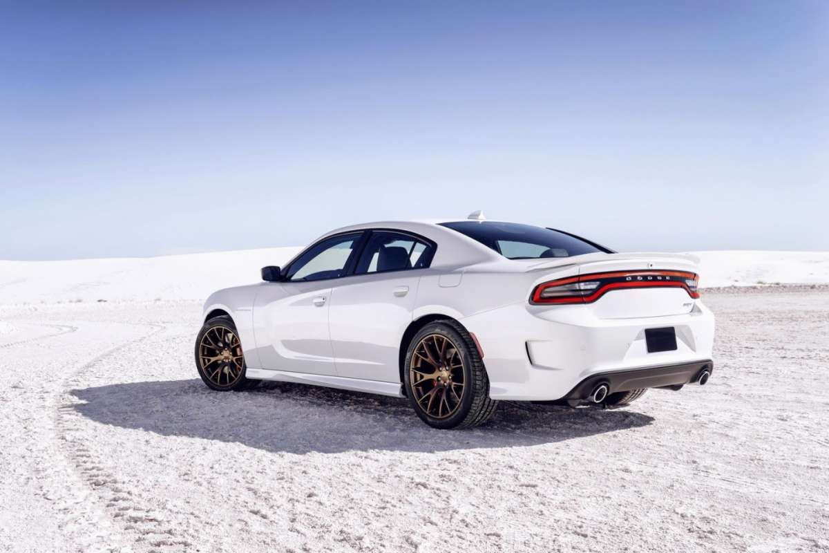 Posteriore Dodge Charger SRT Hellcat
