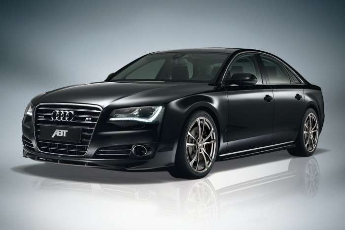 Audi A8 AS8 by ABT Sportsline anteriore