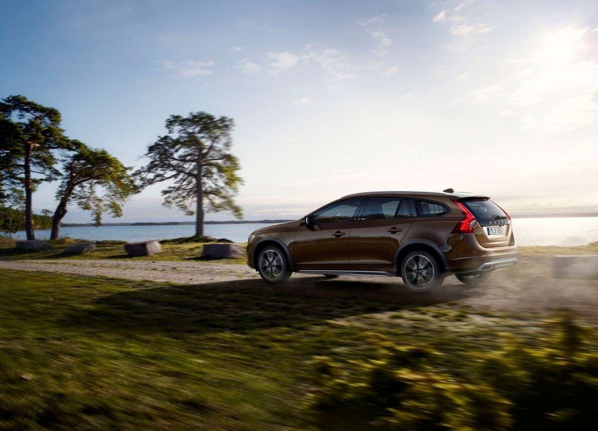 Dimensioni di V60 Cross Country