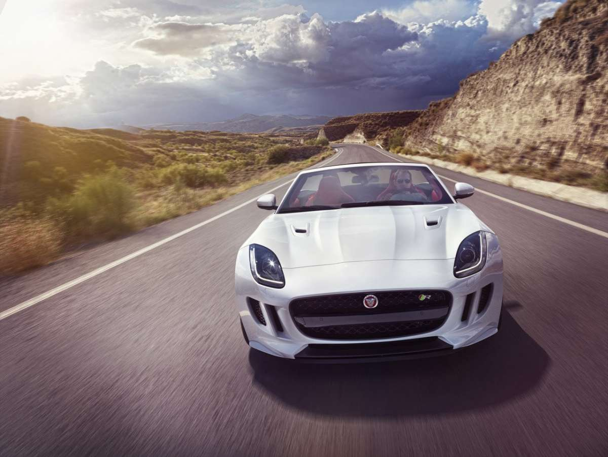 Jaguar F-Type Convertibile MY2016