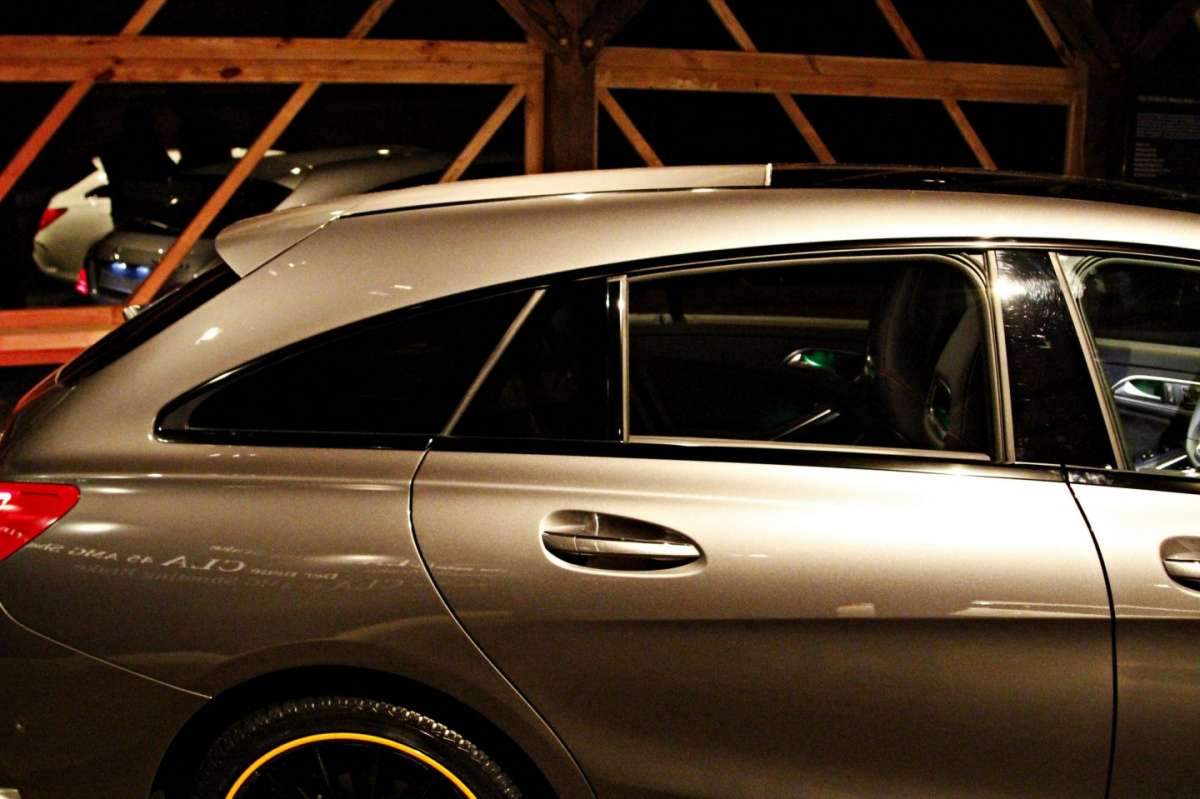 Scheda tecnica di Mercedes CLA Shooting Brake